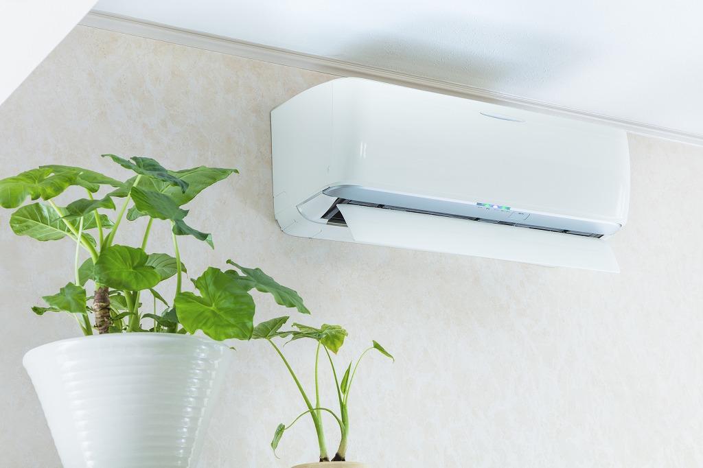 エアコンのトラブル予防にはハウスクリーニングが効果的!